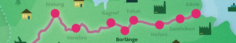 Toppbild Borlänge